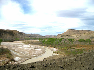 Paria River Escalante