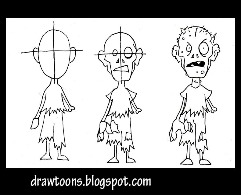 Gallery disney zombie cartoon disney - Comment dessiner un zombie ...