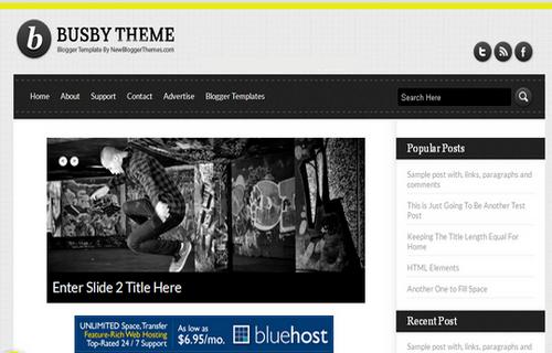 blogger themes, blogspot themes
