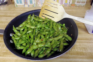 how to cook frozen soybeans