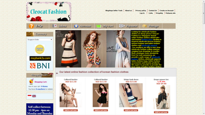 cleocat Blogger Review   CleoCat Wholesale Fashion