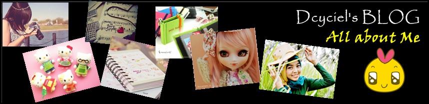 Dcyciel's Blog
