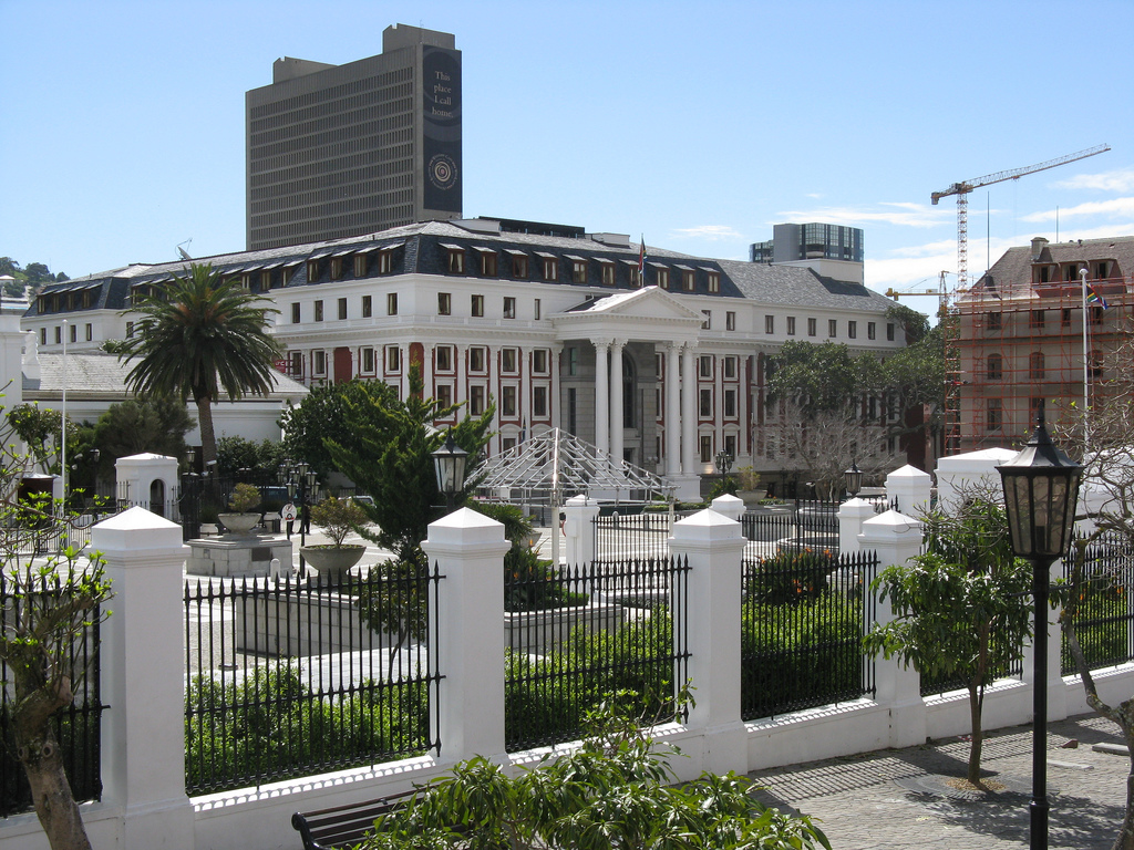 Cape town presidential palace