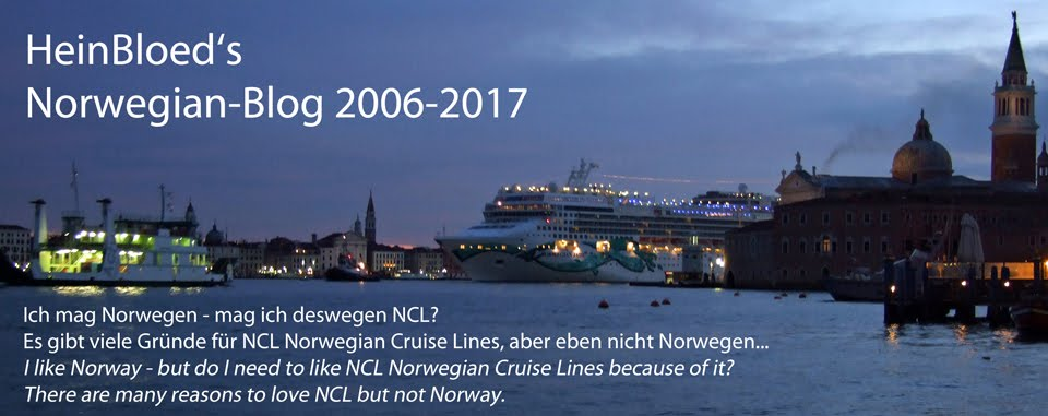 HeinBloed's Norwegian-Blog 2006-2017