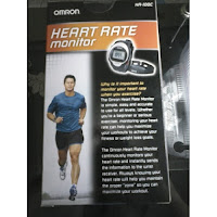 Heart Rate Monitor Omron HR-100