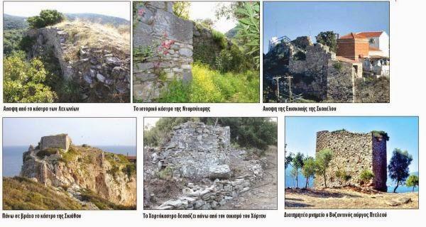 Μνημεία με ιστορία βρίσκονται διάσπαρτα στη Μαγνησία