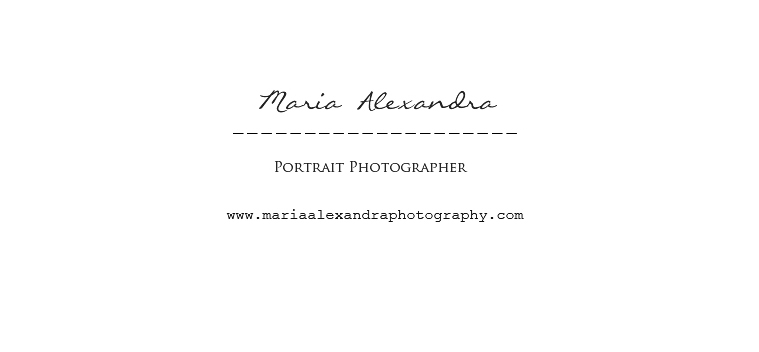 Maria Alexandra Photography