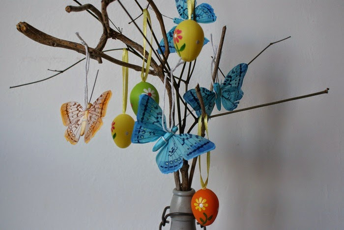 easter decoration diy rustic home