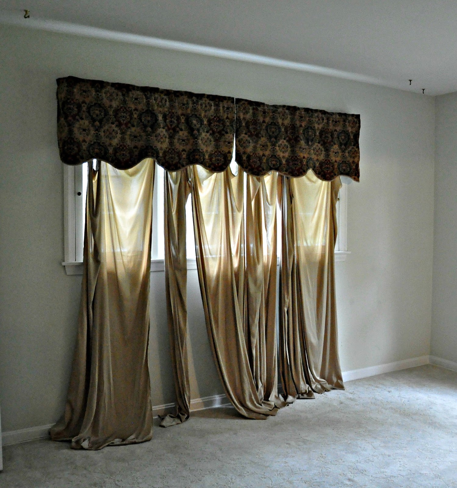 """Serendipity Refined Blog """"Window Treatments"""" My First 48 Hours at the French Farm Project"""