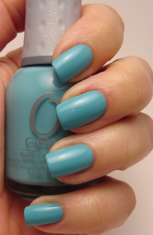 Noelie's Nails: Orly Frisky + Comparisons