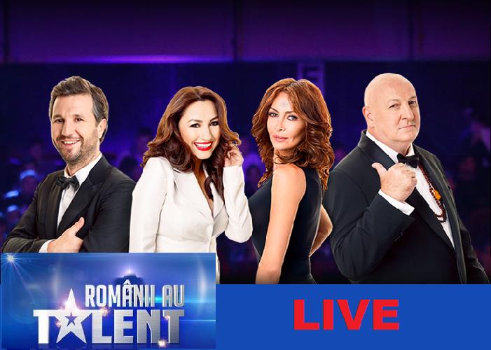 Romanii au talent Sezonul 5 episodul 2 20 martie