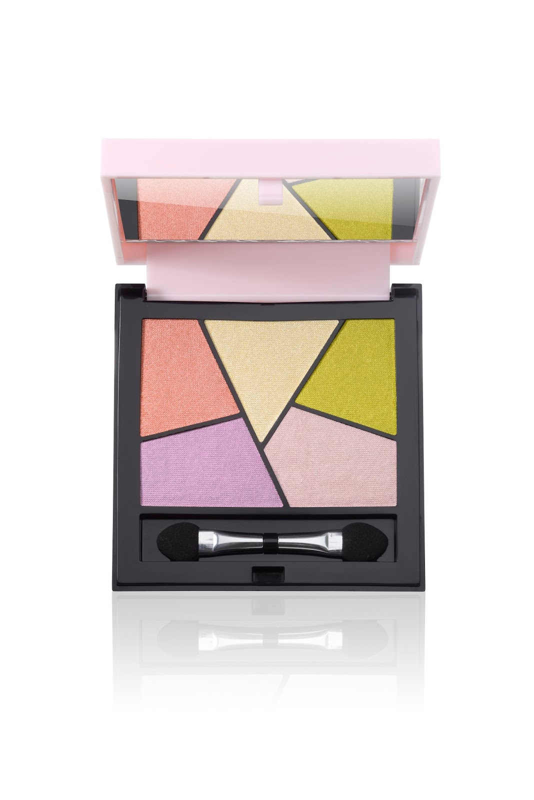 pupa Graphic Eyeshadow Palette 001