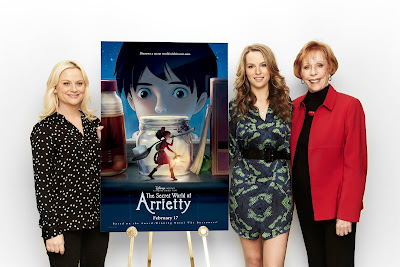 The Secret World of Arrietty Picture