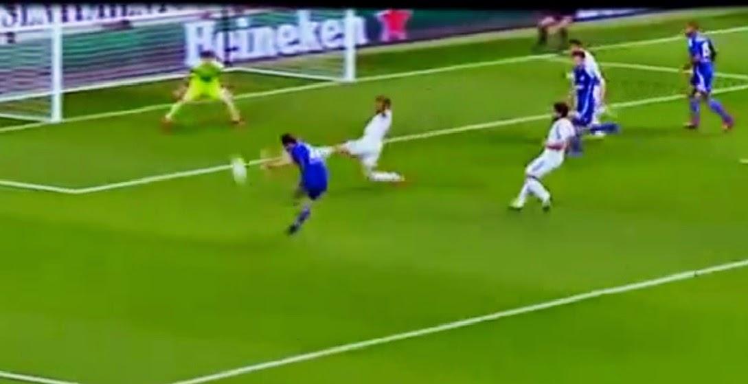 Real Madrid Takluk dari Schalke 3-4 di Bernabeu