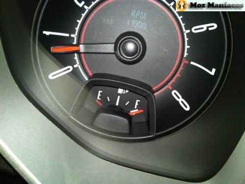contador de combustível