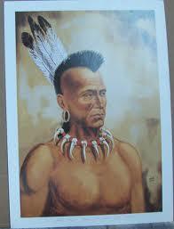 The Origins Of The Mohawk Hairstyle Kusema Ukweli