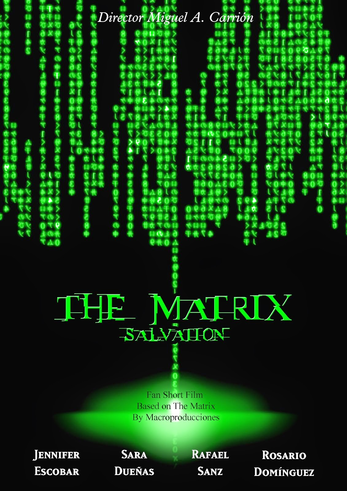 Matrix Salvation