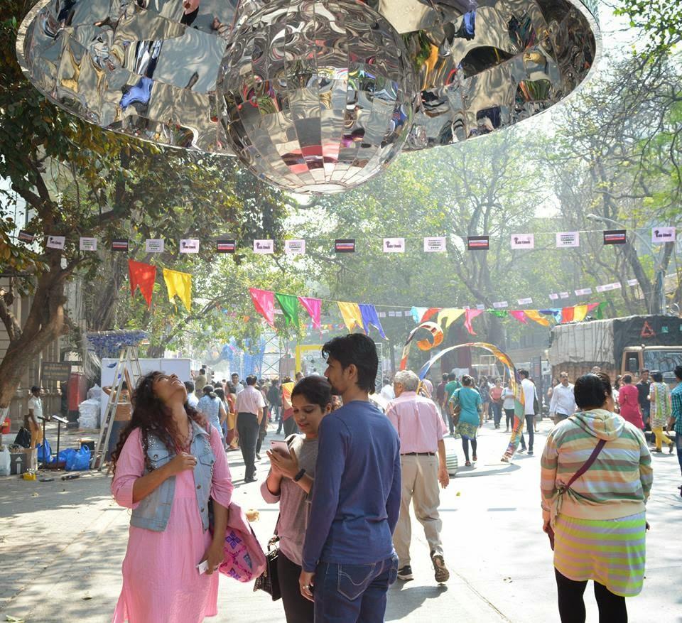 Kala Ghoda Art Fest 2015