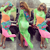 Photos: Omo!!! Toyin Lawani in 'REVEAL EVERYTHING' Outfit