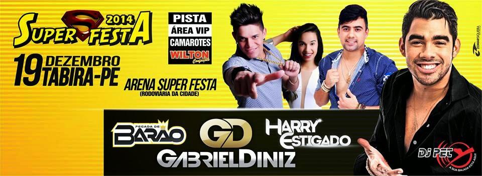 SUPER FESTA 2014 EM TABIRA-PE