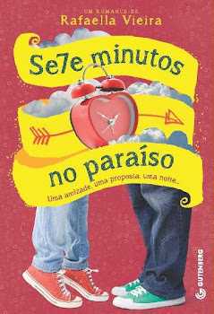 Sete Minutos no Paraso (novo livro)