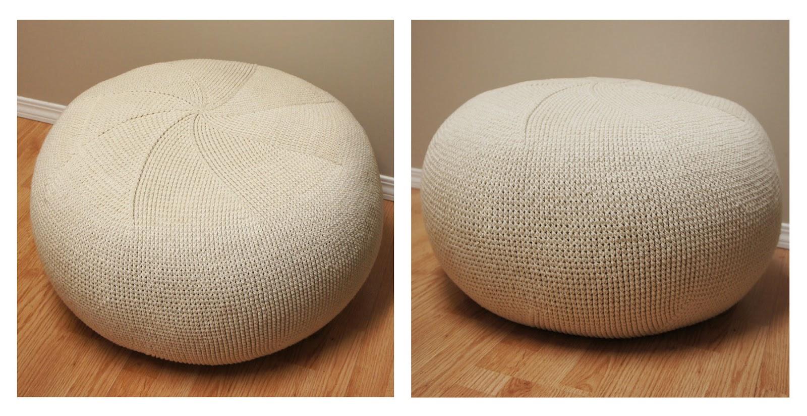 knot•sew•cute design shop: new crochet pattern - pinwheel pouf by ...