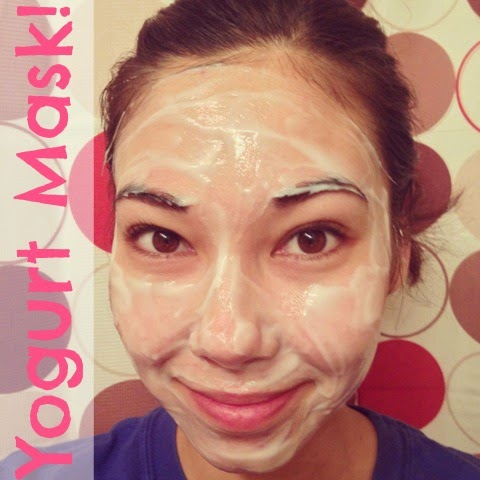 Yogurt Face Mask and other face mask recipes
