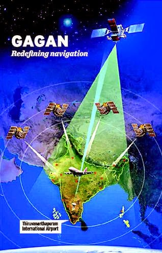 GAGAN - GPS Aided Geo Augmented Navigation