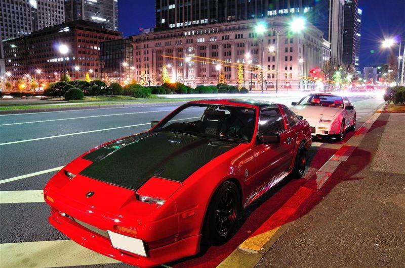 104. Zdjęcia #027: Nissan 300ZX (Fairlady Z) Z31. staryjaponiec blog 日本車, 日産, クラシックカー