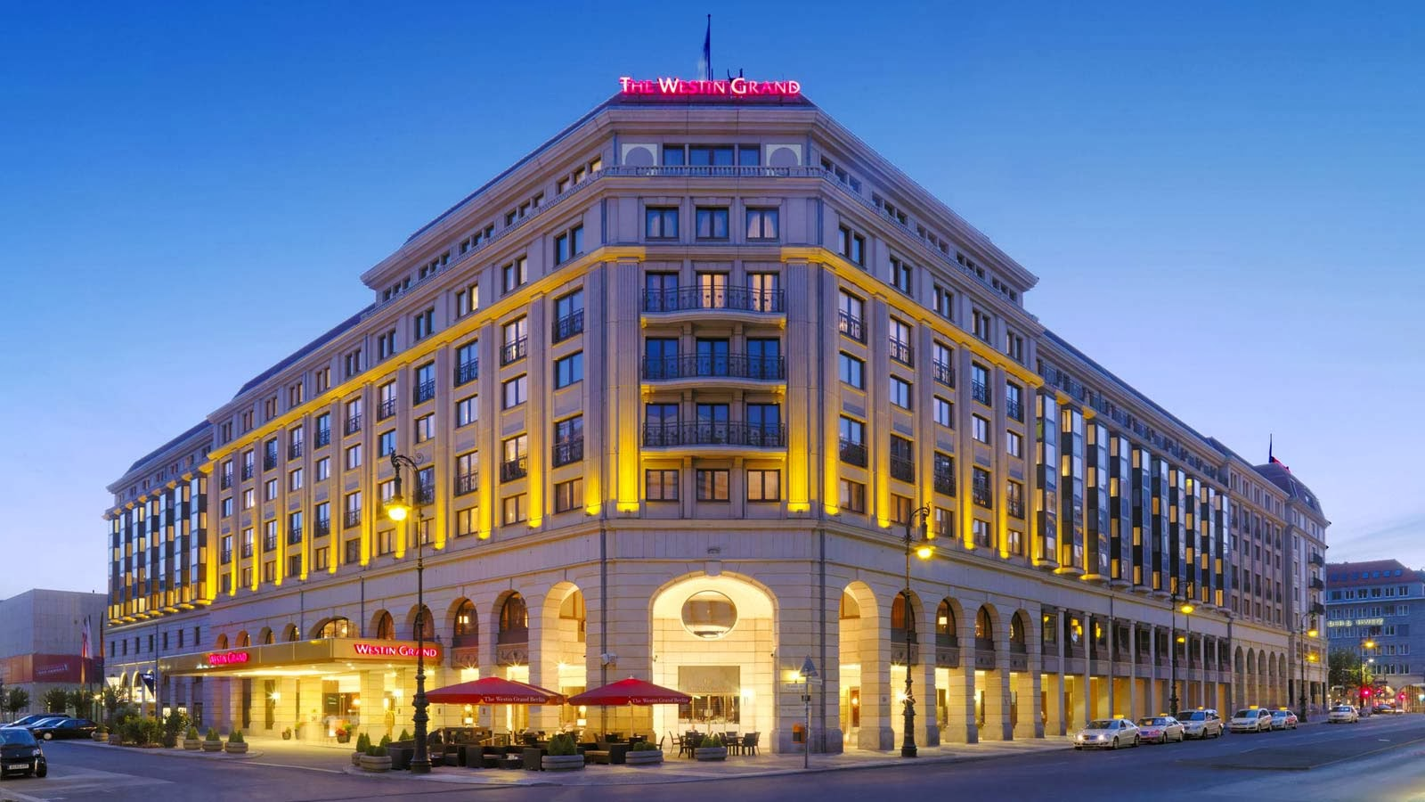 The westin grand hotel berlin luxury 4 2 hotel luxury for Top hotels in berlin