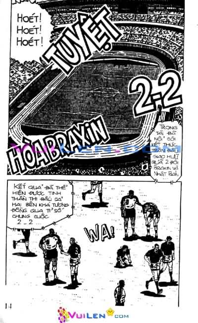 Jindodinho - Đường Dẫn Đến Khung Thành III Tập 63 page 14 Congtruyen24h