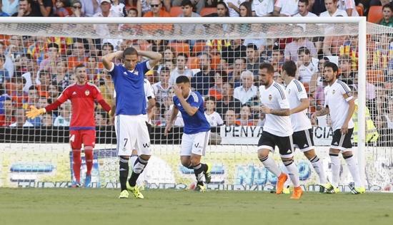 Valencia 0 x 0 Betis - Campeonato Espanhol(La Liga) 2015/16