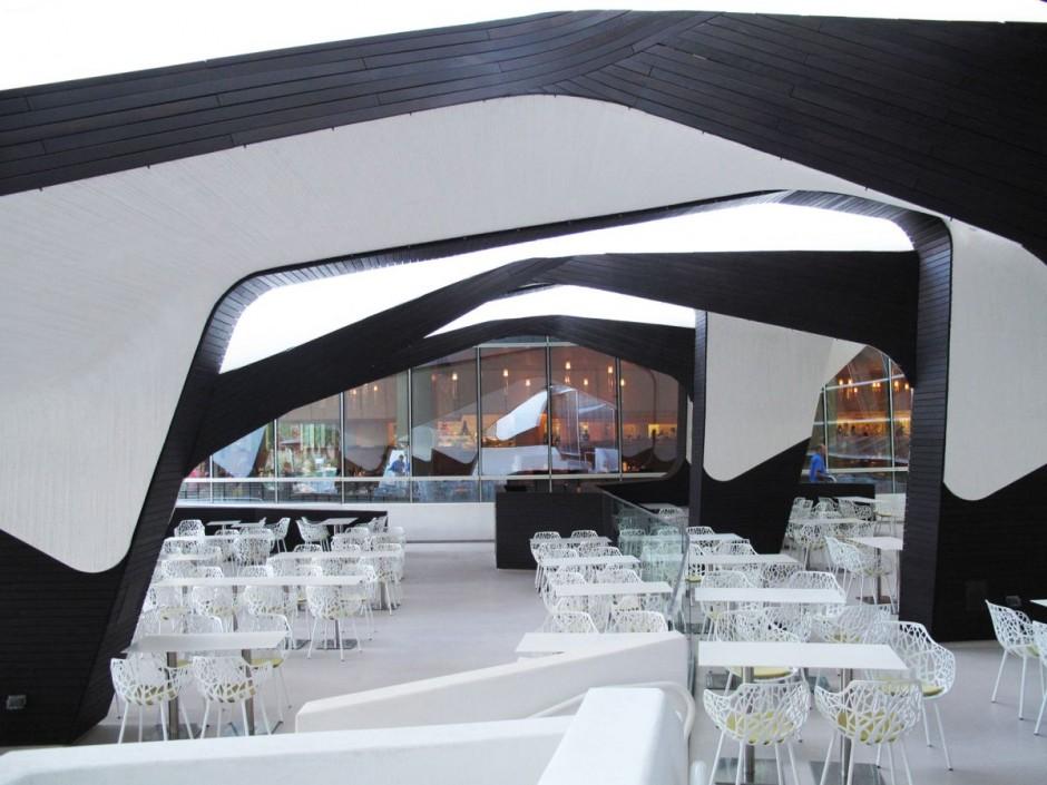 Design classic interior 2012 roof interior design for Roof designs interior