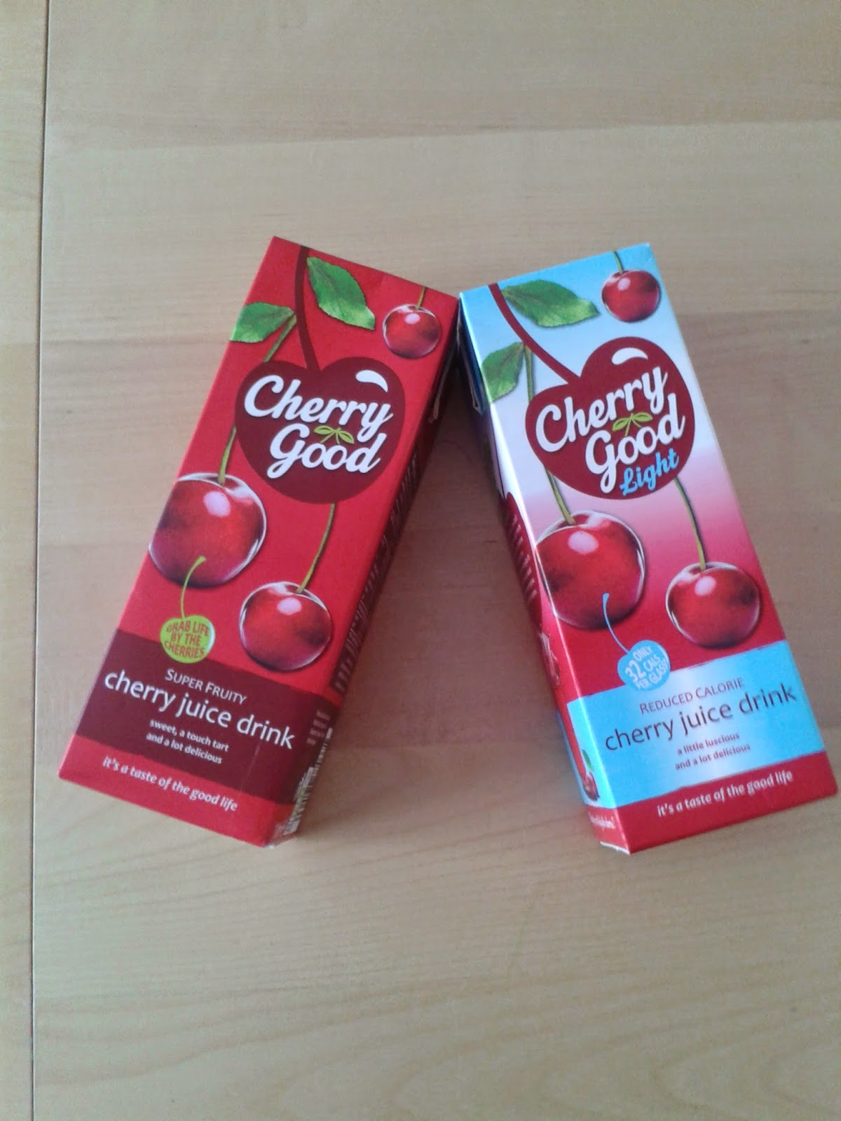 Montmorency Cherry Juice Drink Cherry Good, Original and Light