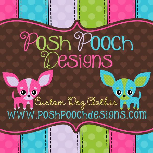 Posh Pooch Designs Webpage