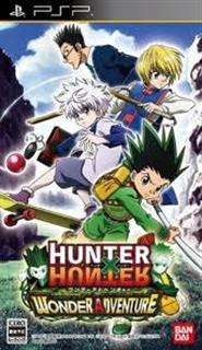 Hunter x Hunter: Wonder Aventura PSP