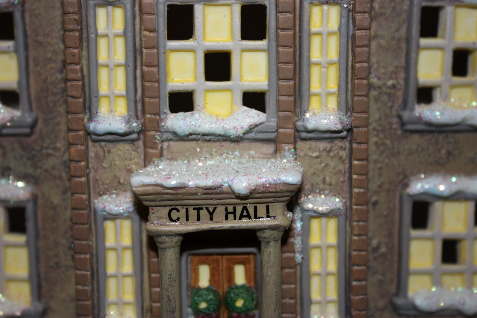 The Bedford Falls Sentinel An It 39 S A Wonderful Life Blog Visiting The Bedford Falls City Hall