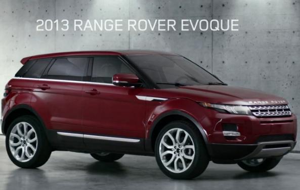 great ads 2013 range rover evoque the collector commercial. Black Bedroom Furniture Sets. Home Design Ideas