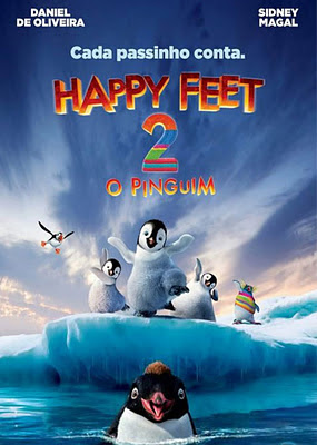 Happy Feet 2 O Pinguim Dublado 2011
