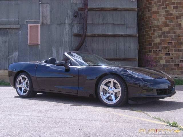 2005 Chevrolet Corvette at Purifoy Chevrolet