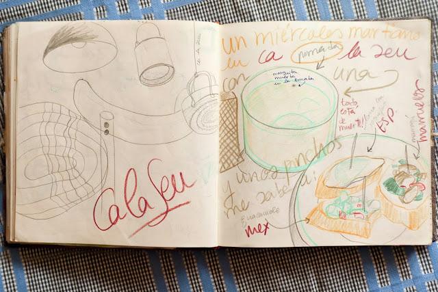 Ilustración CalaSeu de Anita Bonilla