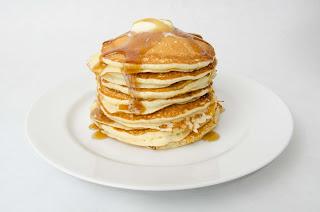 Cara Membuat Pancake Sederhana Di Rumah