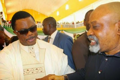 Obiano went to Ngige to beg him for safe passage into APC, it hit the Rock as Ngige, man of cunning, told him that there won't be concession or accord