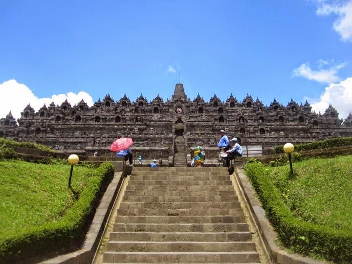 Candi Borobudur - Magelang, Jawa Tengah