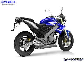 Foto Yamaha Vixion Baru 2015