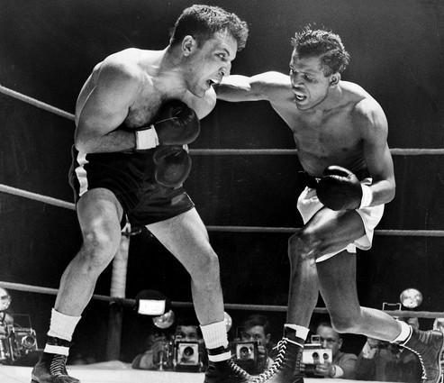 Chicago Sports Memories Robinson Vs Lamotta Quot The Second