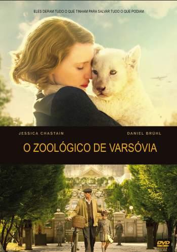 O Zoológico de Varsóvia Torrent – BluRay 720p/1080p Dual Áudio