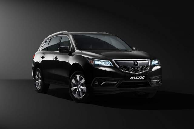 2017 Acura Mdx Redesign And Changes