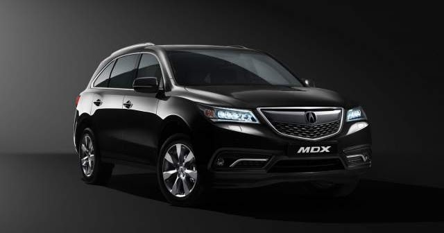 2017 Acura Mdx Redesign Changes And Release Date Cars News Spesification