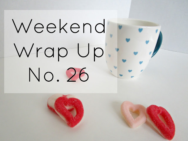 Weekend Wrap Up No. 26 | from Courtney's Little Things